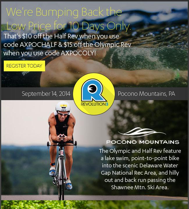Active.com coupon code naperville triathlon