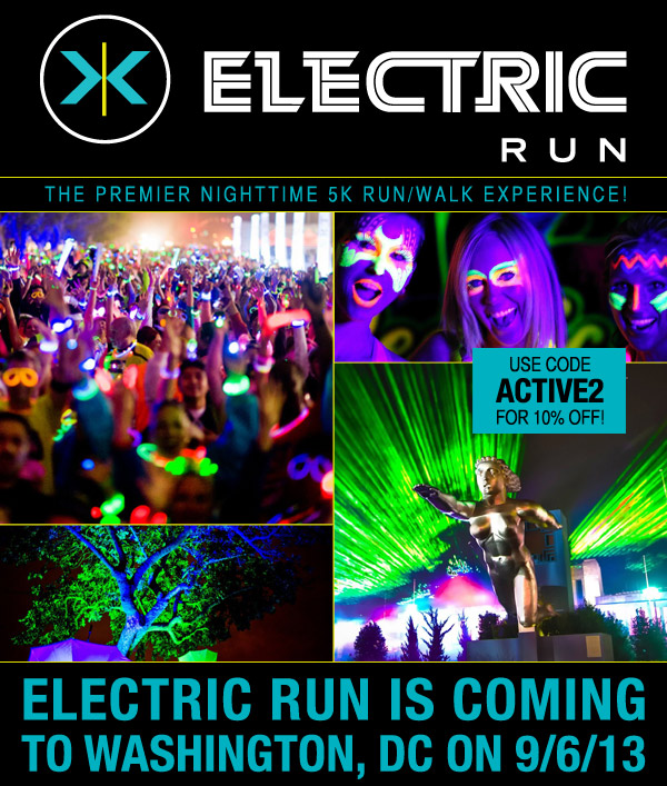 Coupon code for electric run miami