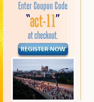 Enter Coupon Code act-11 at checkout