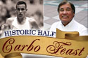 Carbo Feast Features Good Food and Billy Mills