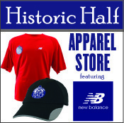 Historic Half Apparel Store