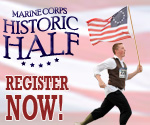 Run or Relay the Historic Half