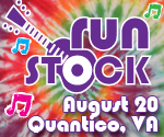 Quantico to Rock at RunStock 5K