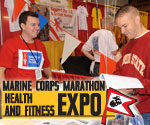 MCM Weekend Starts at the Health And Fitness Expo
