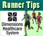 Dimensions Healthcare Offers Runners Pre-MCM Guidance