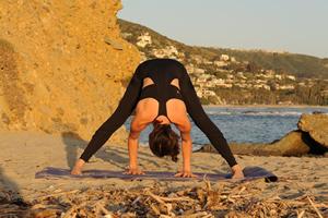 Yoga Forward Fold