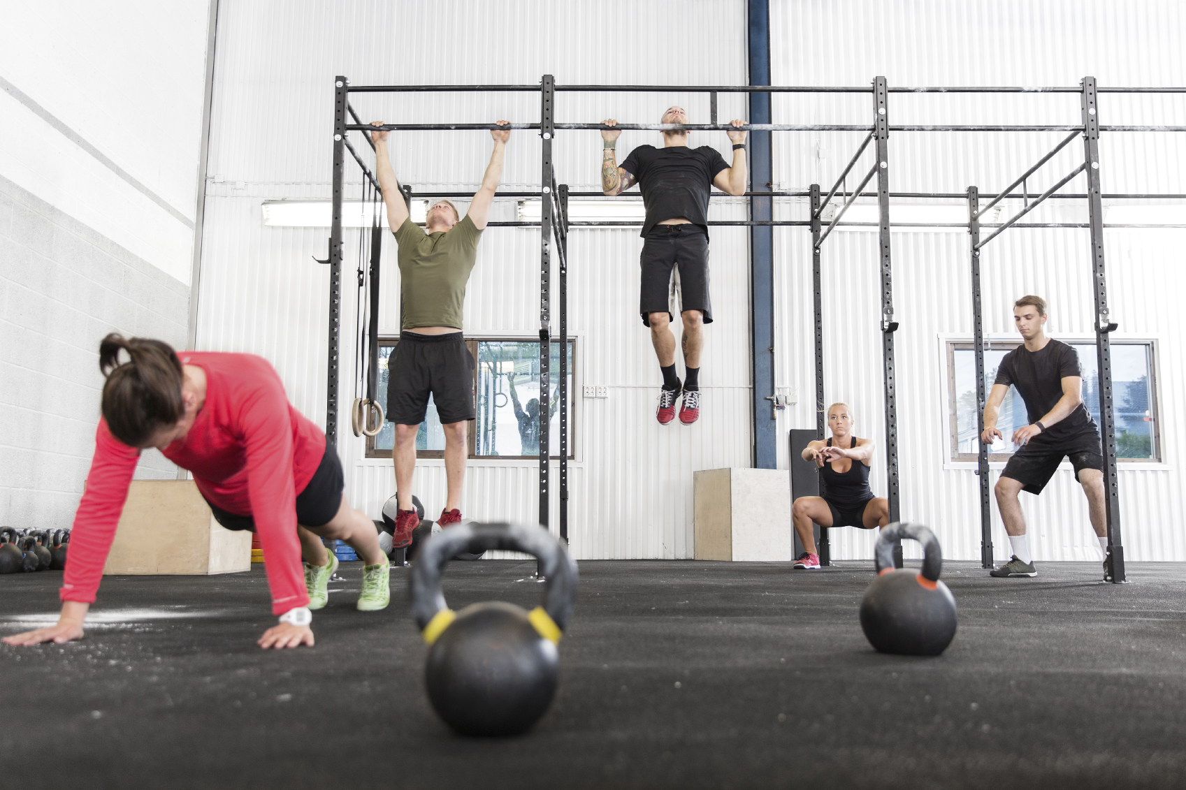 3 Hot Fitness Trends for 2015
