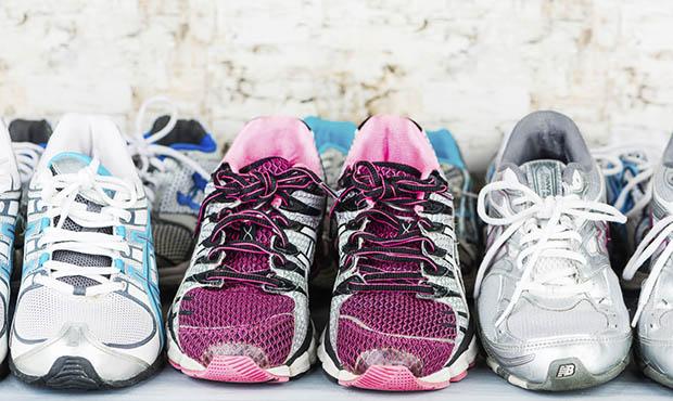 Running Shoe Parts