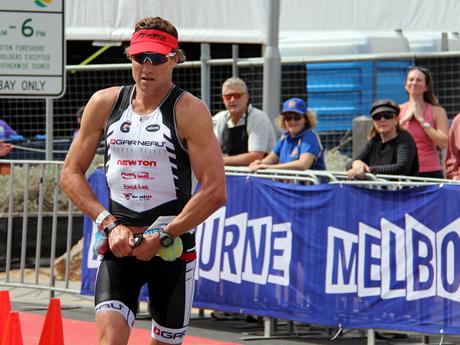 Chris Legh's Tips on Avoiding an Ironman Bonk