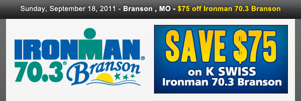 Ironman coupon code