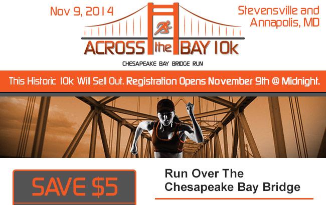 Across the bay 10k coupon code