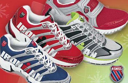 Running Shoes 50Off Select K Swiss Ironman FKc3u1TJ5l